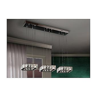 Schuller Diva LED Square Ceiling Pendant Bar