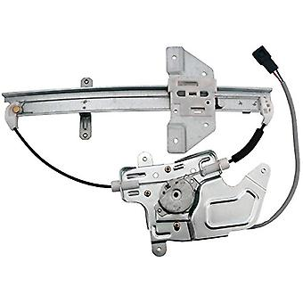 ACDelco 11A31 Professional Rear Driver Side Power Window Regulator with Motor