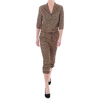 Maison Scotch 94717 All In One Batik Print Jumpsuit