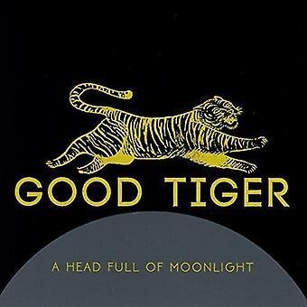 Good Tiger - Head Full of Moonlight [CD] USA import