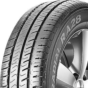 Summer tyres Hankook RA28 ( 215/65 R16C 106/104T 6PR SBL )