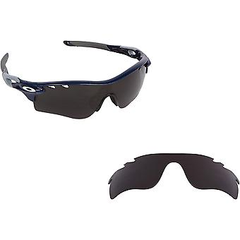 VENTED RADARLOCK PATH Asian Replacement Lenses Polarized Black by SEEK