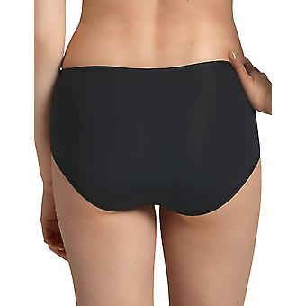 Anita 1319-001 Women's Comfort Black Micro Full Panty Highwaist Brief