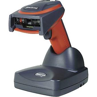 Barcode scanner Honeywell 3820i Linear imager Orange