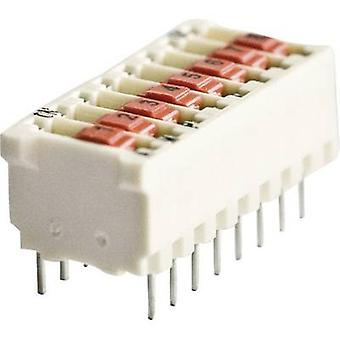 TE Connectivity 5161390-1 DIP Switch 1-pole