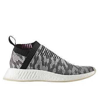 Adidas Nmd CS2 Primeknit Women Core Blackwonder Pink BY9312 universal all year women shoes