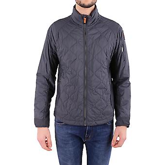 Para jumpers men's PMJCKTN02556 grey polyester Quilted Jacket