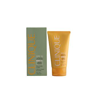 Clinique Sun Face Body Lotion Spf15 150ml Unisex Sealed Boxed
