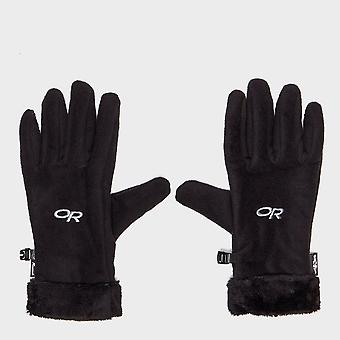 Outdoor Research Women's Fuzzy Sensor Gloves