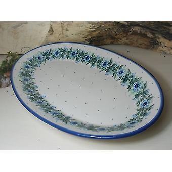 Piatto, ovale, 35,5 x 21 cm, tradizione 7 BSN 6456