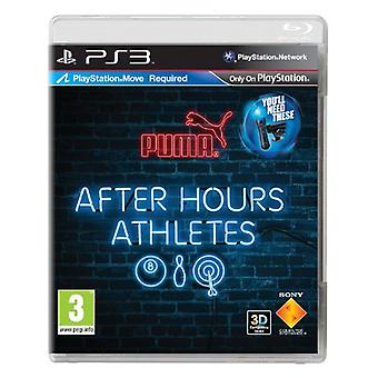 Puma After Hours Athletes - Move Required (PS3) - Usine scellée