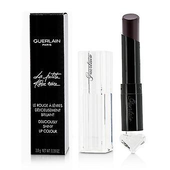 Guerlain La Petite Robe Noire Deliciously Shiny Lip Colour - #074 Plum Passion - 2.8g/0.09oz