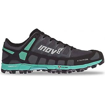 X-Talon 230 Womens PRECISION FIT Fell Running Shoes Grey/Teal