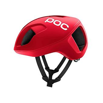 POC Prismane Red 2018 Ventral Spin Cycling Helmet