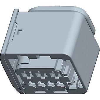 TE Connectivity Socket enclosure - cable HDSCS, MCP Total number of pins 7 1-1418480-1 1 pc(s)