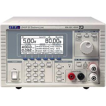 Aim TTi LD400P Electrical load 80 Vdc 80 A 400 W
