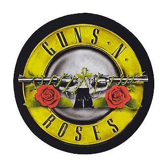 Guns N' Roses Bullet Logo circolare posteriore Patch