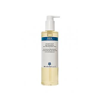 Ren Atlantic Kelp And Magnesium Anti-Fatigue Body Wash