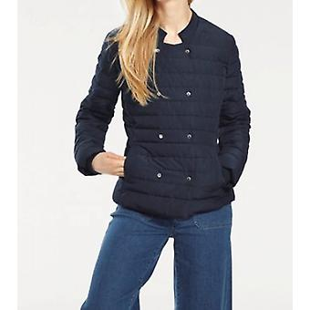 B.C.. best connections warm ladies Quilted Jacket Navy