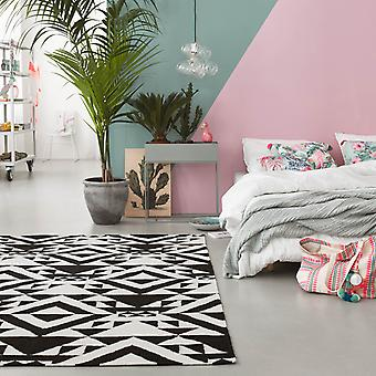 Black Mellow Rugs 004 13 By Accessorize