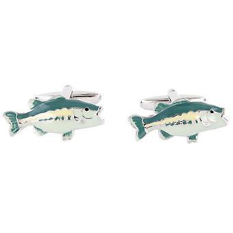 David Van Hagen peces gemelos - plata