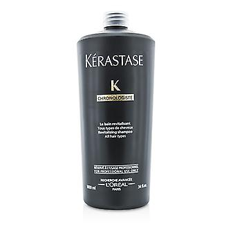 Kerastase Chronologiste Revitalizing Shampoo (For All Hair Types) 1000ml/34oz