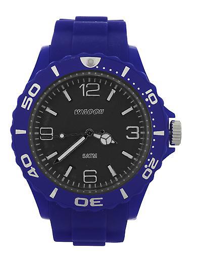 Waooh - MC42 Watch Dial Black Bezel Color