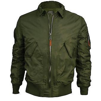 Top Gun CWU 45 Flight Jacket Olive