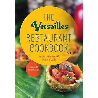 Le livre de cuisine Restaurant Versailles par Ana Quincoces - Nicole Valls-