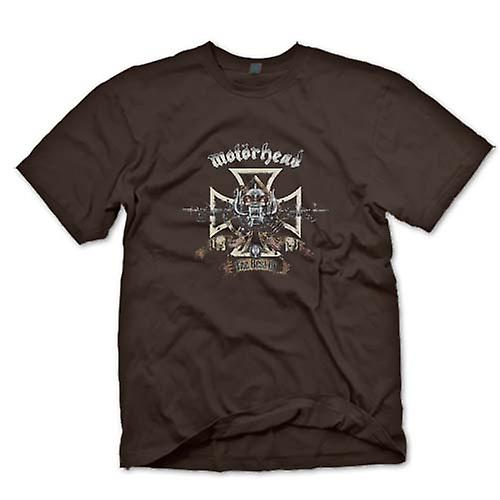 Mens T-shirt - Motorhead - Best Of Rock Metal