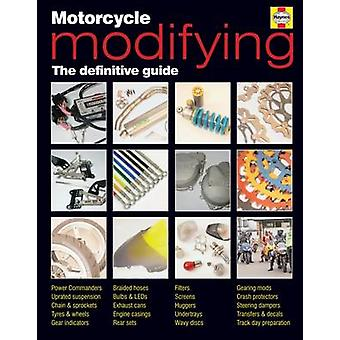 Motorcycle Modifying Manual by Peter T. Gill - Em Willmott - 97818442