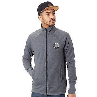 61106981db2 Sale Volcom Black Riding Raglan Snowboarding Zip Sweater