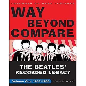 Modo non teme confronti: Il Beatles' registrato Legacy, Volume One: 1957-1965