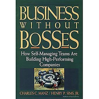 Företaget utan chefer: Hur själv hantera team är byggnaden högpresterande företag