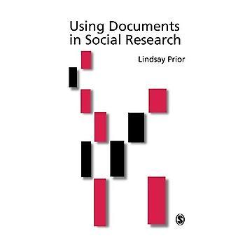 Bruk av dokumenter i samfunnsforskning (innføre kvalitative metoder serien)