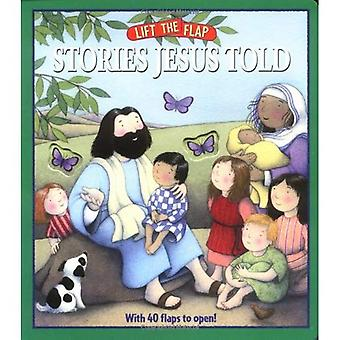 Berättelser Jesus berättade: Lift-The-Flap