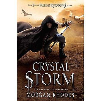 Crystal Storm: A Falling Kingdoms Novel (Falling Kingdoms)