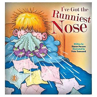 I've Got the Runniest Nose (The Literacy Tower)