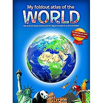 My Fold Out Atlas of the World (Children Atlas)