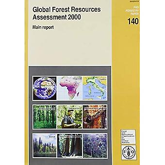 Global Forest Resources Assessment 2000: Main Report