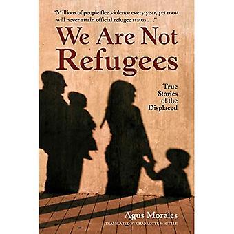 Nous ne sommes pas des réfugiés (histoires vraies de personnes déplacées)