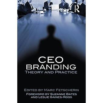 CEO Branding by Marc Fetscherin