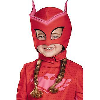 PJ masque masque pour enfant Owlette
