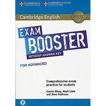 Cambridge English Exam Booster for Advanced without Answer Key with A