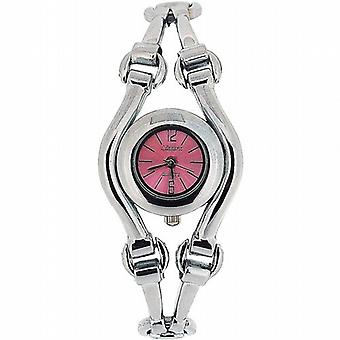 Olivia samling damer rosa urtavla armband Strap Dress Watch COS35