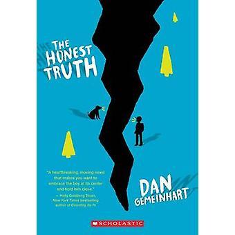 The Honest Truth by Dan Gemeinhart - 9780545665742 Book