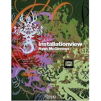 Installationview by Ryan McGinness - 9780847827213 Book