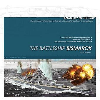 The Battleship Bismarck by Jack Brower - 9781591140719 Book