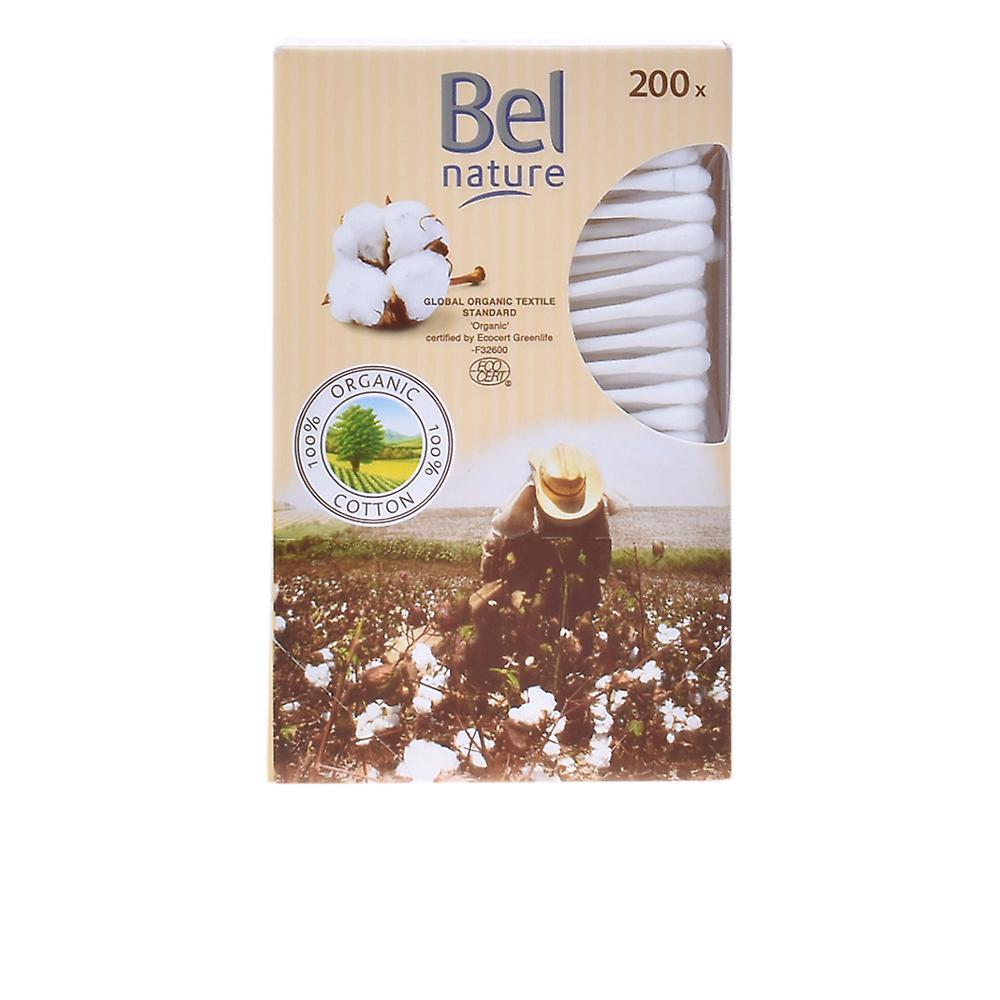 NATURE bastoncillos algodón 100% orgánico