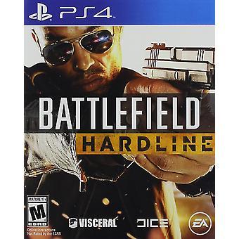 Battlefield Hardline PS4 Game (English/Arabic Box)